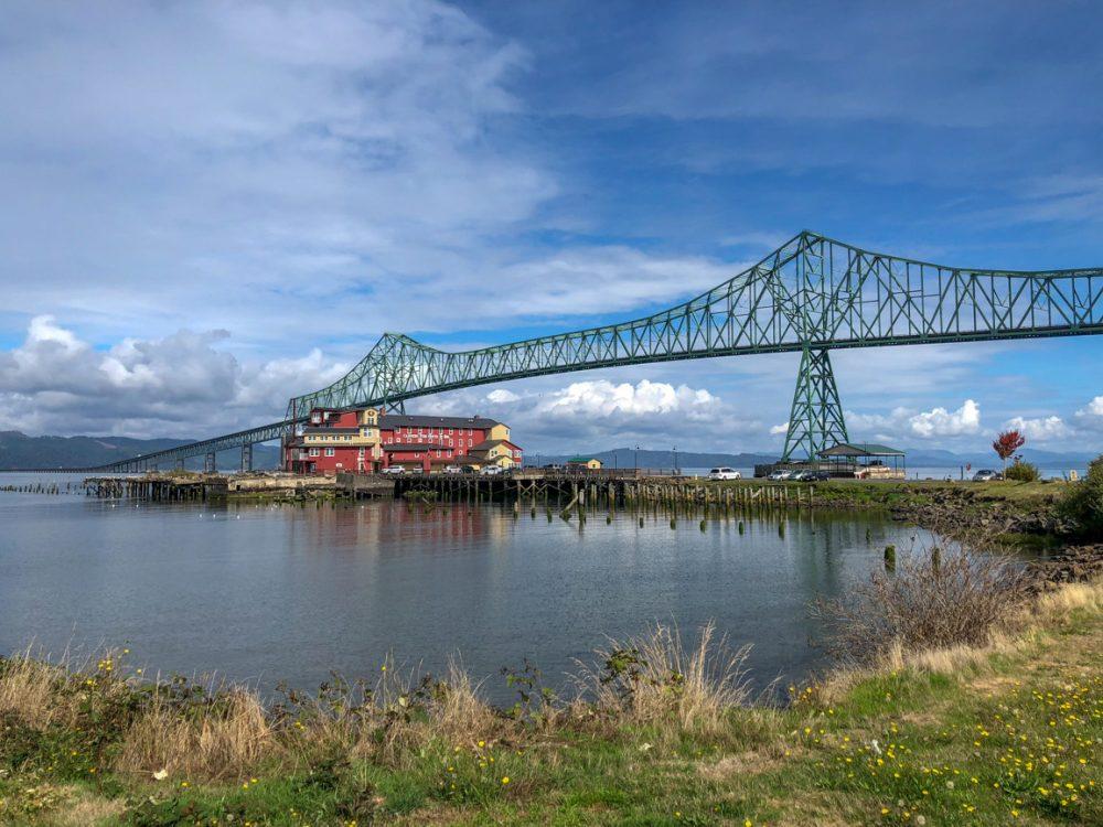 Astoria-Megler Bridge, Astoria OR